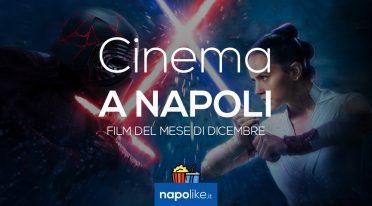 Film in den Kinos von Neapel im Dezember 2019