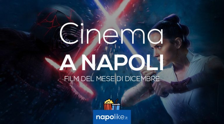 Film in the cinemas of Naples in December 2019