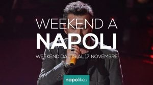 Events in Naples during the weekend from 15 to 17 November 2019