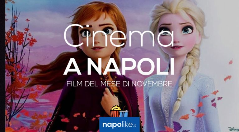 Film dans les cinémas de Naples en novembre 2019