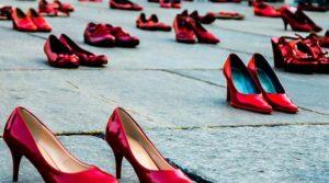 اليوم الدولي لمناهضة العنف ضد المرأة ، نابولي