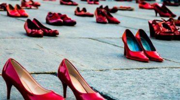 International day against violence against women, Naples