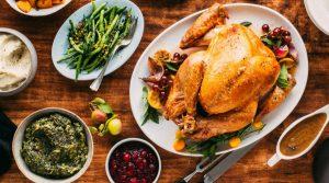 Cena per il Giorno del Ringraziamento