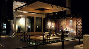 плакат MAV Геркуланума, открытие вечера пятницы в Виртуальном археологическом музее