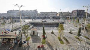Nuova Piazza Garibaldi a Napoli