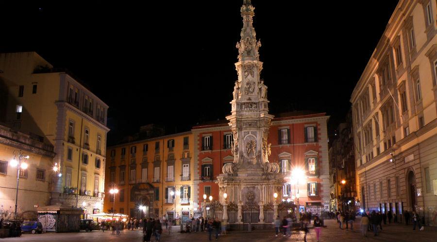 Notte D Arte A Napoli Nel Centro Storico Con Concerto In Piazza Del Gesu Napolike It
