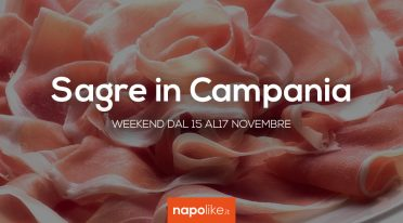 Festivals in Campania in the weekend from 15 to 17 November 2019