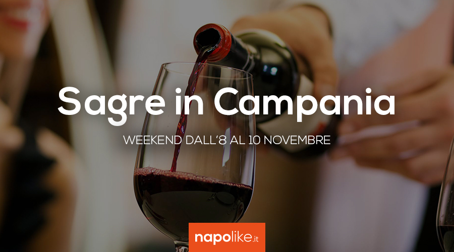 Festivals in Campania during the weekend from 8 to 10 November 2019