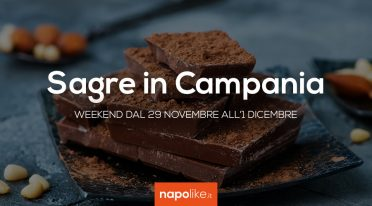 Sagre in Campania nel weekend dal 29 novembre all'1 dicembre 2019