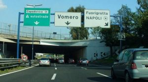 Naples ring road