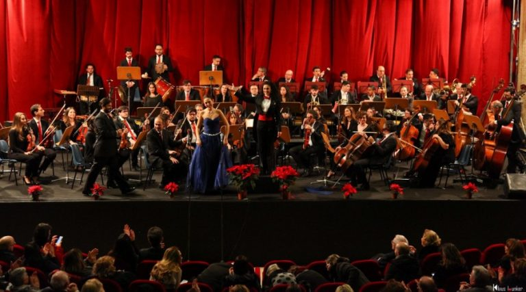 New Year's Concert New Orchestra Scarlatti