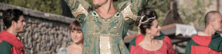 中世纪舞蹈