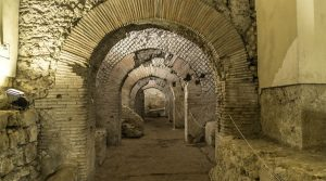 poster of Underground Naples: reopens the path to visit the underground
