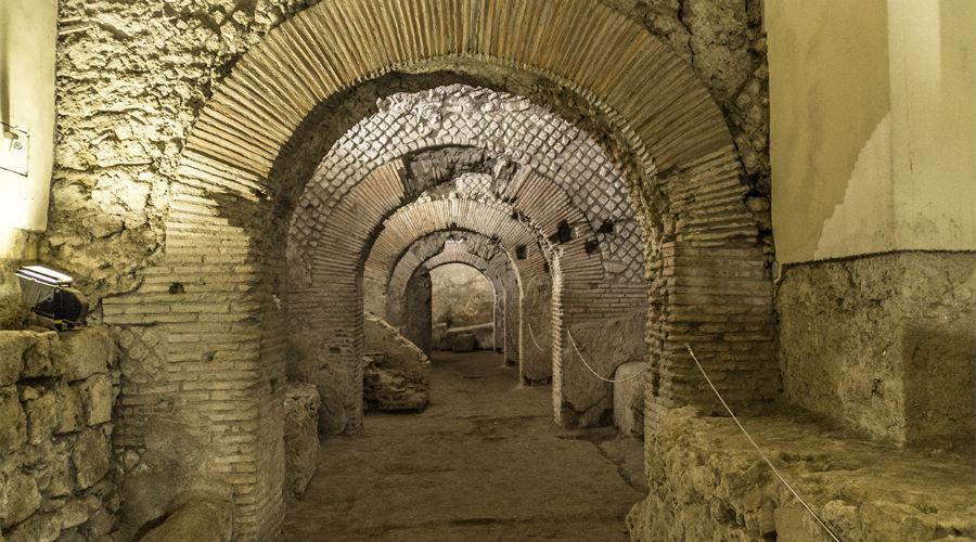 Unterirdisches Neapel