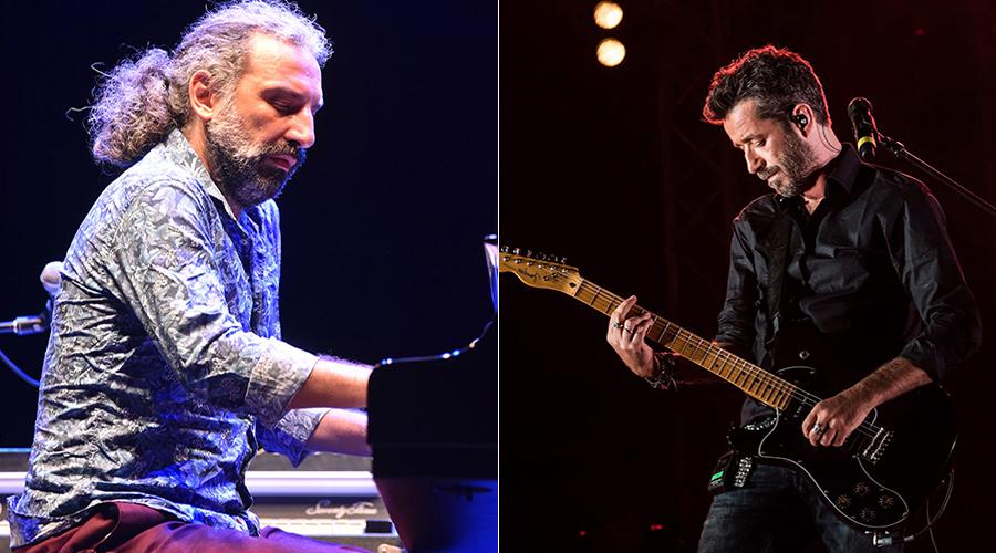 Stefano Bollani e Daniele Silvestri