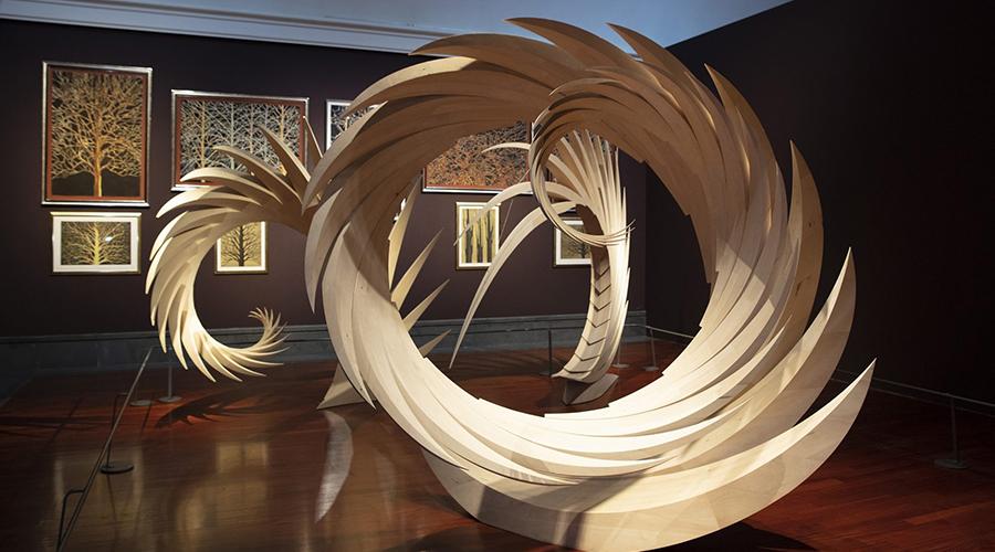 Calatrava's work at the Capodimonte Museum