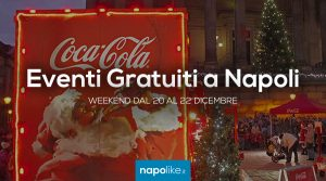 Événements gratuits à Naples pendant le week-end de 20 à 22 December 2019