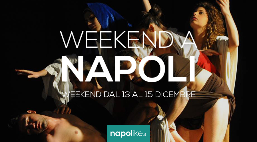 Events in Naples during the weekend from 13 to 15 December 2019