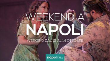 الأحداث في نابولي خلال عطلة نهاية الأسبوع من 6 إلى 8 ديسمبر 2019