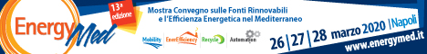 banner of EnergyMed, the congress on renewable sources in Naples in 2020