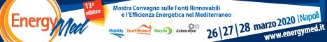 راية EnergyMed ، مؤتمر المصادر المتجددة في نابولي في عام 2020