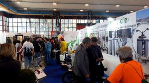 Energymed 2020 poster at the Mostra d'Oltremare in Naples: 3 days on technology and green economy