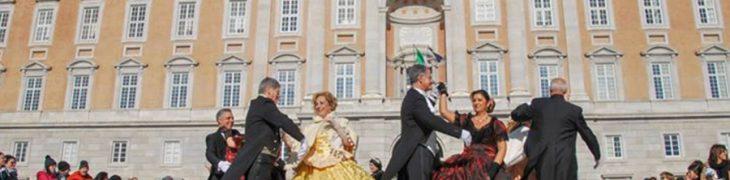 Ballo d'epoca alla Reggia di Caserta