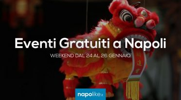 Eventi gratuiti a Napoli nel weekend dal 24 al 26 gennaio 2020