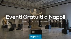 Eventi per gratuiti a Napoli nel weekend dal 3 al 5 gennaio 2020
