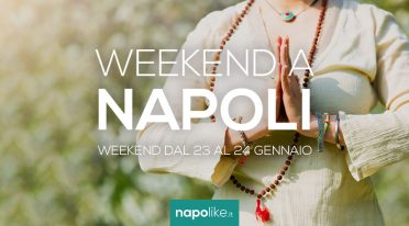Events in Naples during the weekend from 24 to 26 January 2020