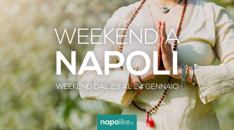 Veranstaltungen in Neapel am Wochenende von 24 zu 26 Januar 2020