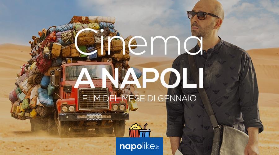 Фильмы в кинотеатрах Неаполя в январе 2020 года