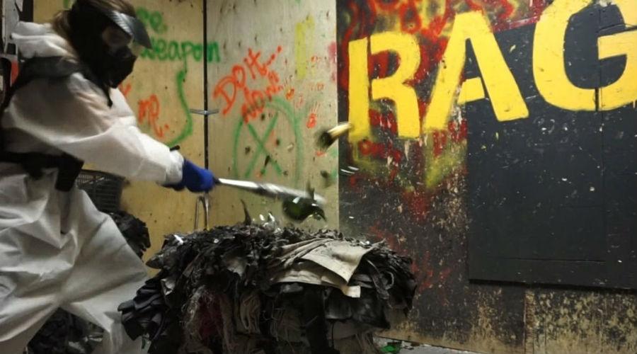 Rage room naples