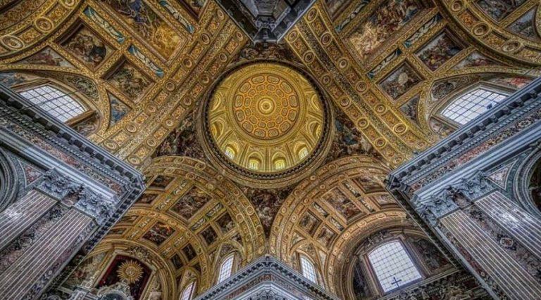 Kirche der Gesù Nuovo