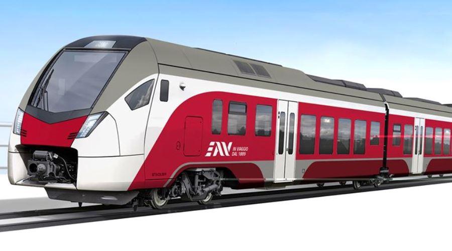 eavの列車