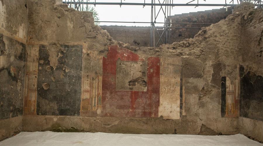 Casa degli Amanti Pompei