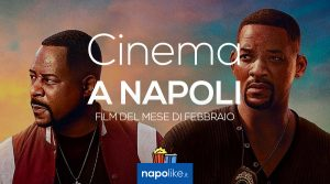 Films in the cinemas of Naples in February 2020
