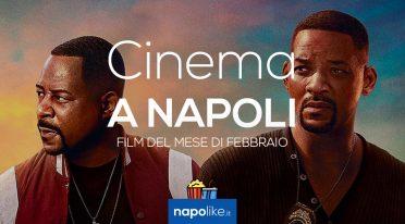 Film nei cinema di Napoli a febbraio 2020