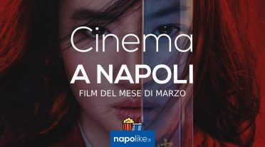 Film in den Kinos von Neapel im März 2020