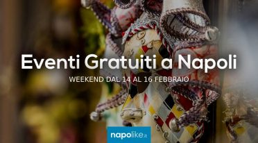 周末在那不勒斯从14到16二月2020的免费活动