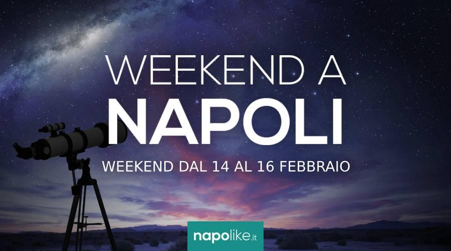 События в Неаполе в выходные дни от 14 до 16 Февраль 2020