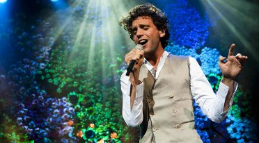 Mika en concierto