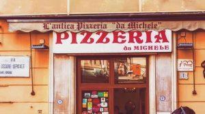 пиццерия да мишель