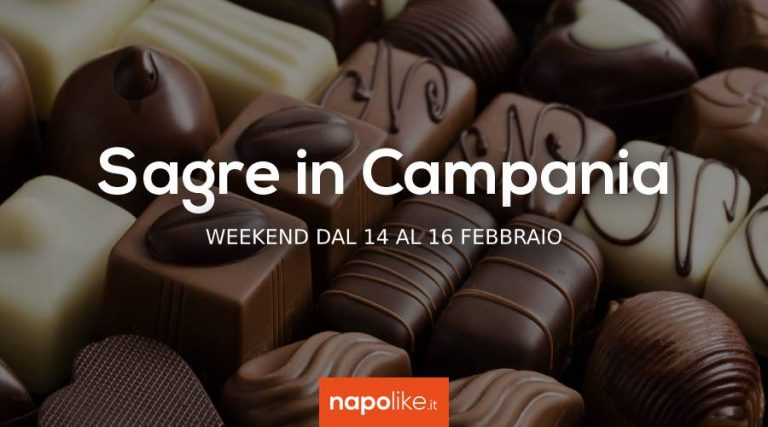 Festivals en Campanie le week-end de 14 à 16 February 2020