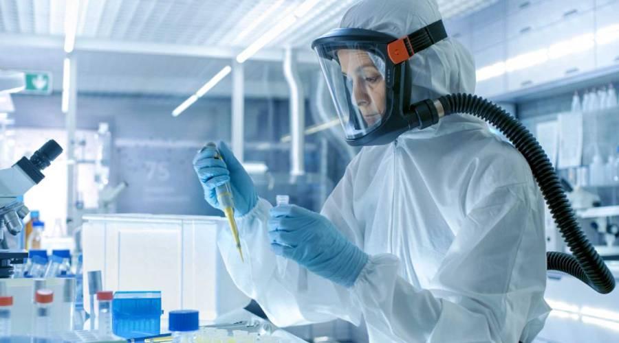Laboratorio sul Coronavirus