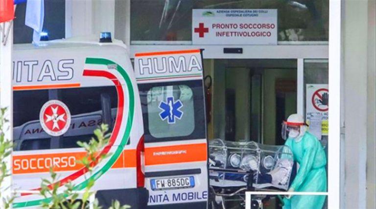 sala de emergencias cotugno