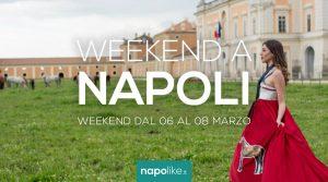Eventi a Napoli dal 6 all'8 Marzo
