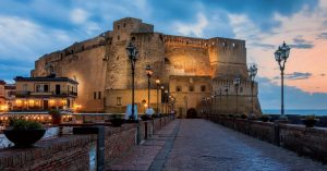 castel dell'ovo in Naples photo by The SEO Show