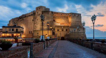castel dell'ovo in Neapel Foto von The SEO Show