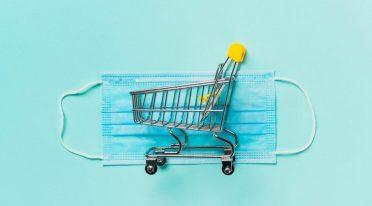 coronavirus et désinfection des magasins